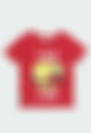 """Camiseta punto """"surfing"""" de niño"""
