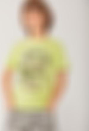 """Camiseta punto """"tortuga"""" de niño"""