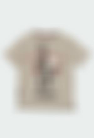 "Camiseta punto ""guitarra"" de niño"