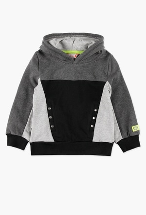 Fleece sweatshirt for boy_1