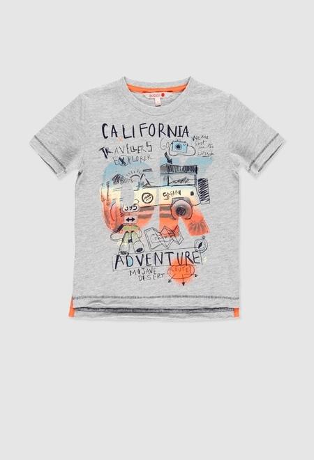 T-Shirt tricot pour garçon_1