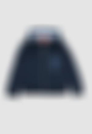 Veste en molleton à capuche pour garçon