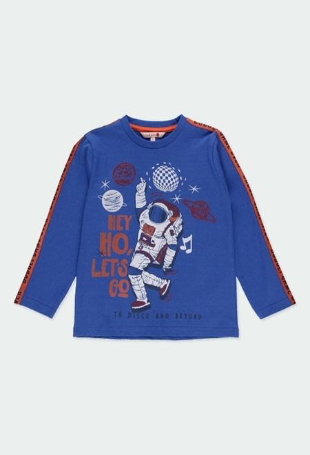 """Camiseta punto """"astronauta"""" de niño_1"""