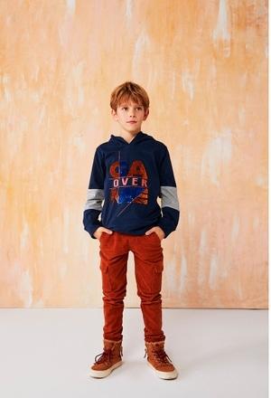 "Camiseta punto ""games"" de niño_1"