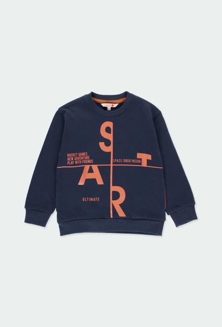 Sweatshirt felpa para menino_1