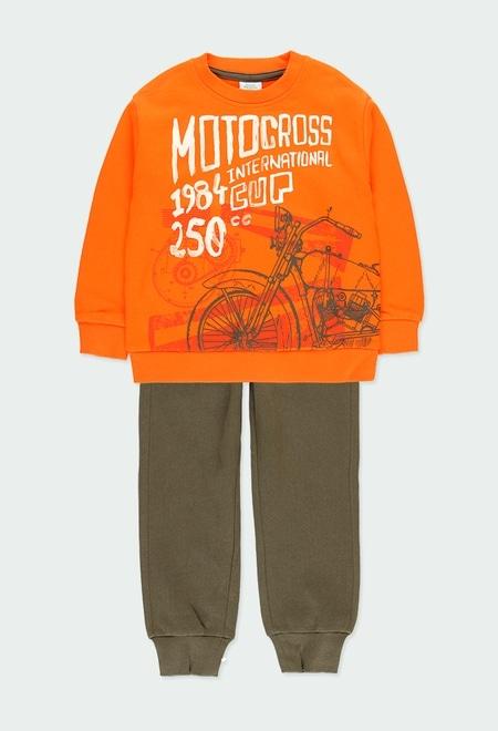 "Pack punto ""Motocross"" de niño_1"