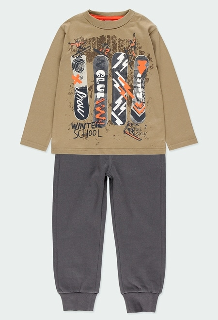 Pack knit combined for boy_1