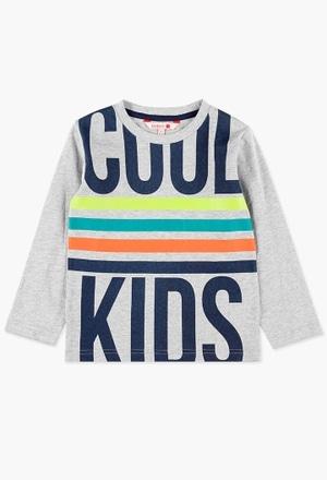 Camiseta manga comprida para menino_1