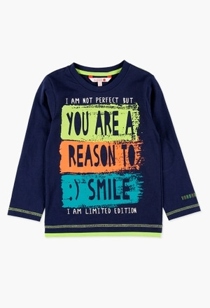 Long sleeves t-Shirt for boy_1