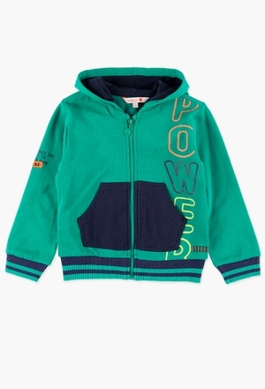 Fleece jacket for boy_1