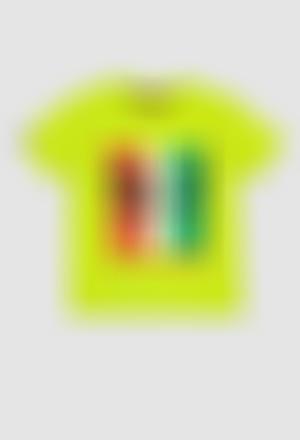 Camiseta punto de niño