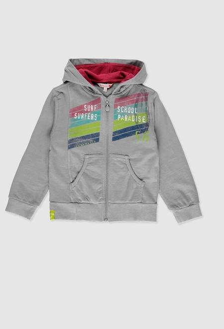 Fleece jacket for boy_1