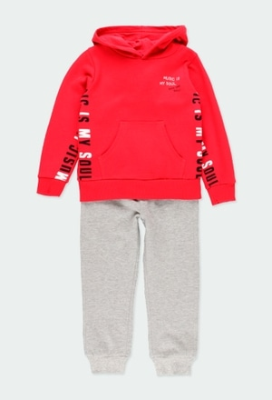 """Pack en tricot """"bbl music"""" pour garçon_1"""