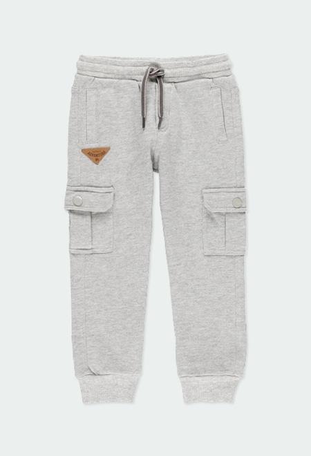 Pantalon en molleton pour gar?on_1