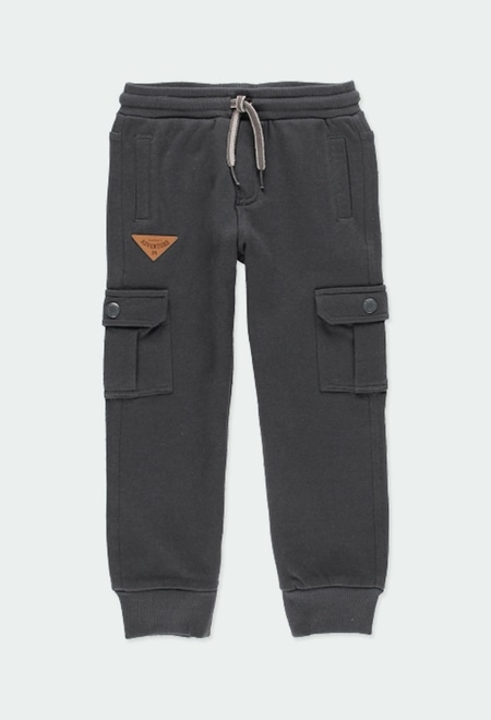 Pantalon en molleton pour gar?on_1