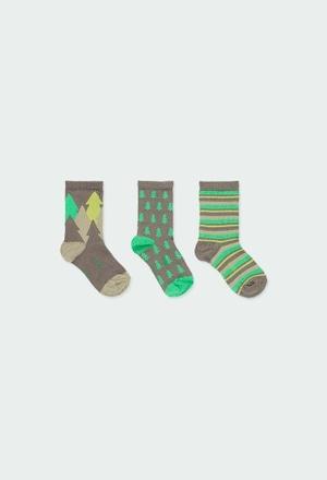Pack de chaussettes pour gar?on_1