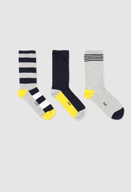 Pack meias curtas para menino_1