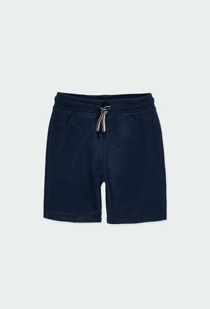 Short  maglia flame per ragazzo_1