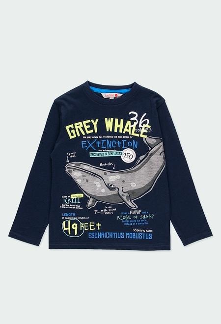 T-Shirt lange ärmel für junge_1