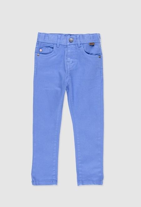 Pantalon en toile stretch pour garçon_1