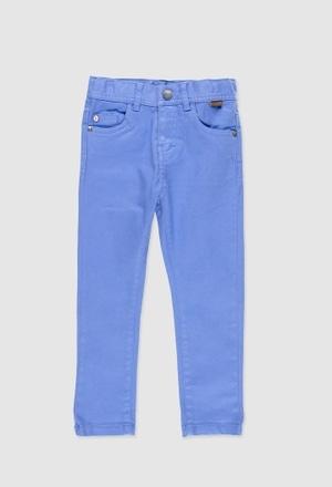 Pantalón sarga elástica de niño_1
