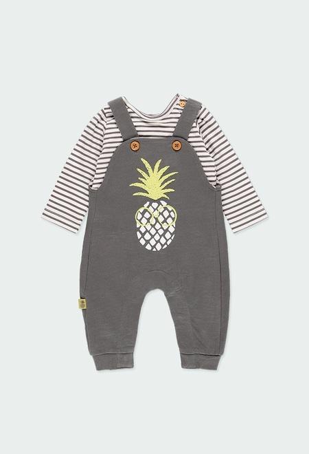 Pack malha para o beb? menino ORGANIC_1