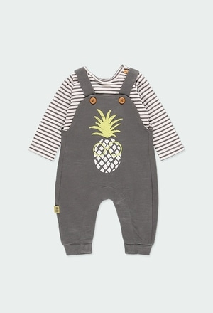 Pack knit for baby boy ORGANIC_1