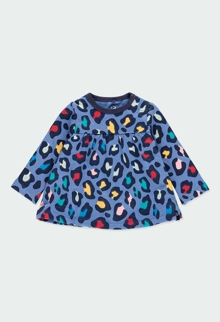 Kleid plüsch für baby - organic_1