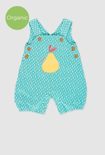 Knit play suit for baby boy_1