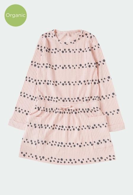 Robe fantasie pour fille ORGANIC_1