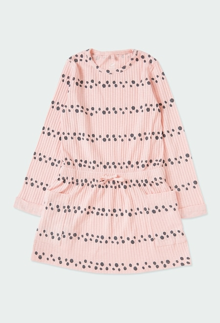 Kleid fantasie für mädchen ORGANIC_1