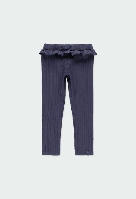 Leggings for girl - organic_1