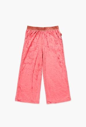 Pantalon en velours léger et élégant_1