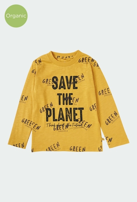 Knit t-Shirt ORGANIC_1