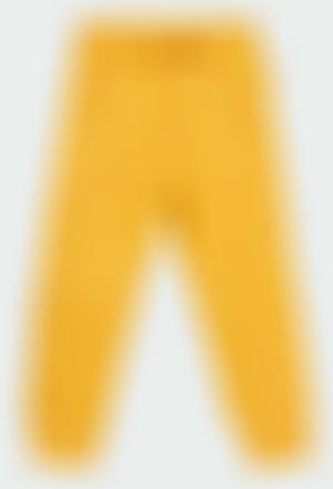 Pantalon en molleton flame pour garçon ORGANIC