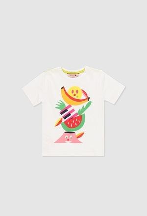 T-Shirt glatt gestrickt unisex_1