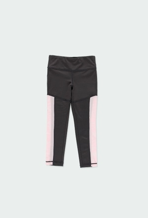 Leggings jersey elastico per ragazza_1