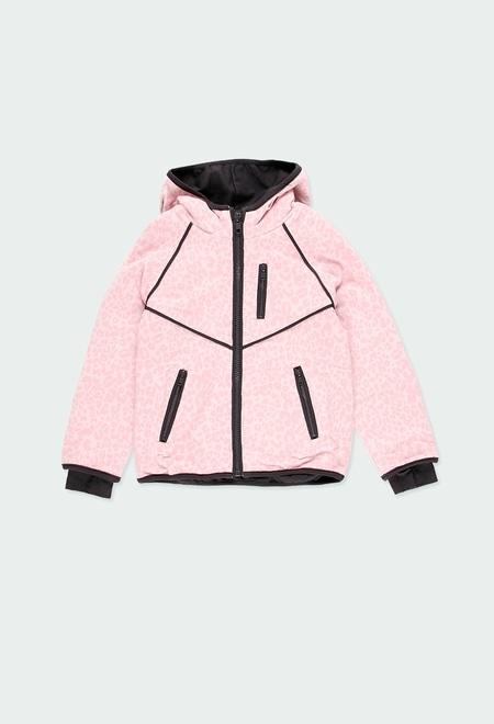 Fleece jacket for girl_1
