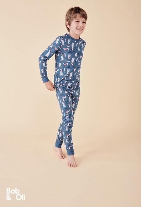 Schlafanzug für junge - organic_1