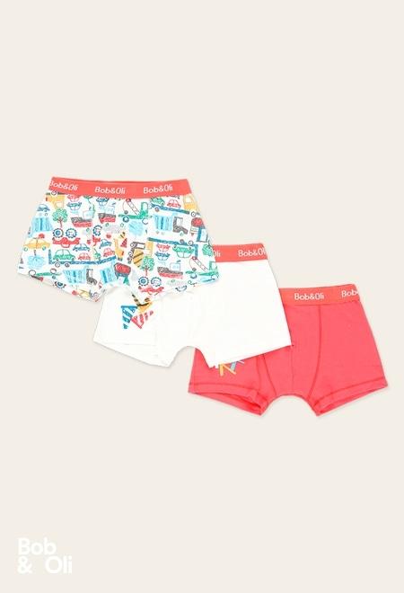 Pack 3 boxers de niño - orgánico_1