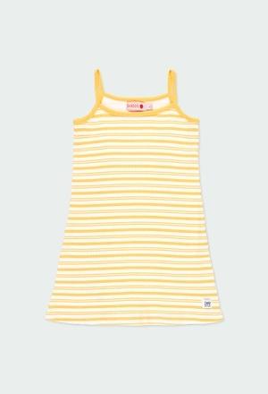 Dress striped for girl_1