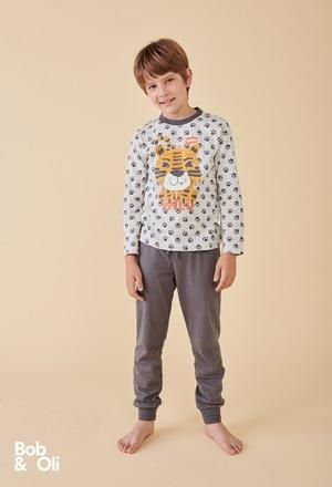 Pyjamas for boy - organic_1