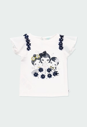 Combined t-Shirt for baby girl_1