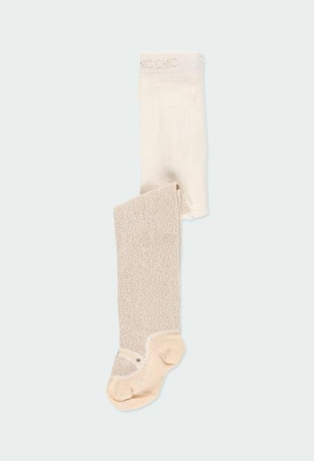 Strumpfhose lurex für baby mädchen_1