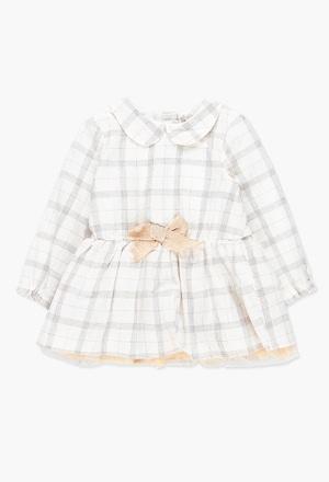 Vestido viella para o bebé menina_1