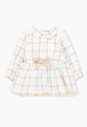 Viella dress for baby girl_1
