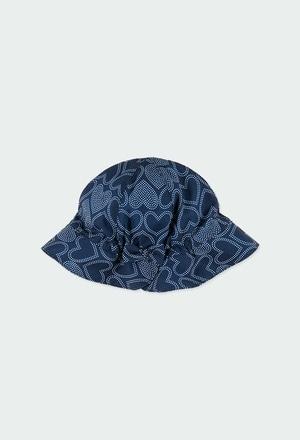 Cappello fantasia per bimba_1