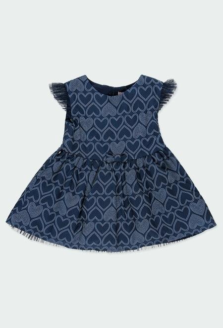 Vestido fantasia para o bebé menina_1