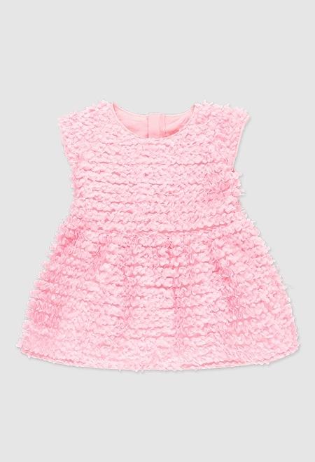 Tulle dress for baby girl_1