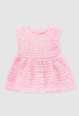 Vestido tul de bebé niña_1